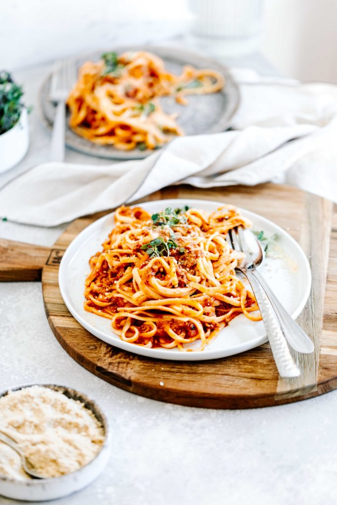 bolognese vegan schnabula rasa