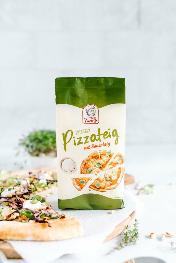 sauerteig pizza rezept vegan
