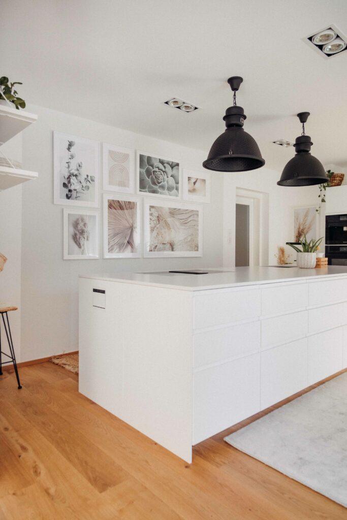 desenio küche makeover foodblog